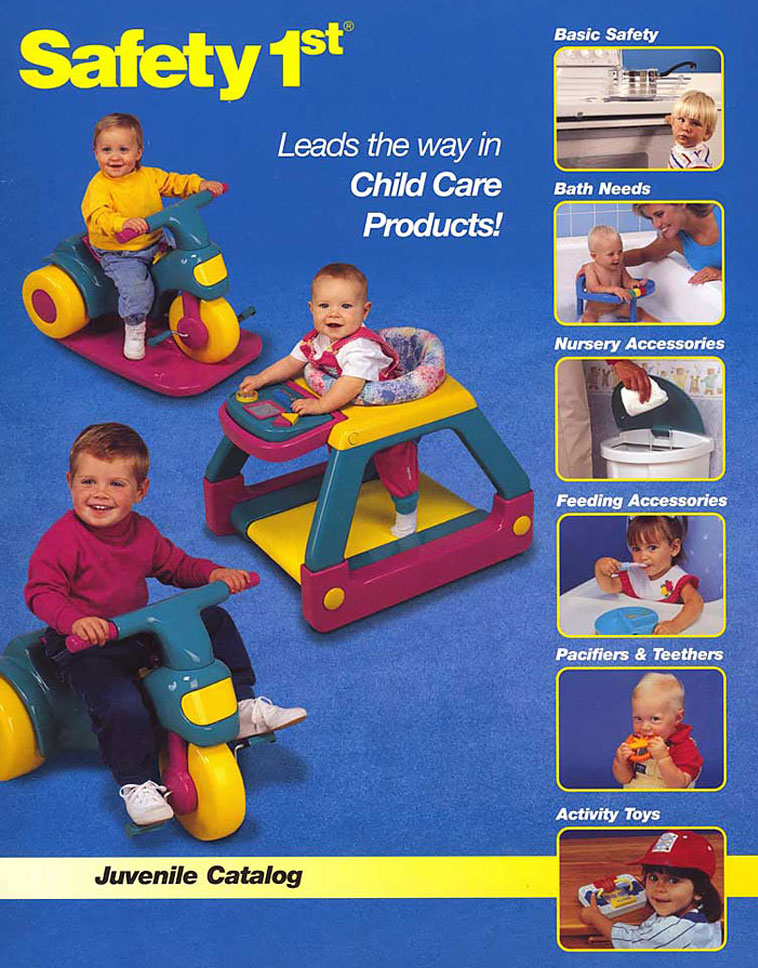 Safety 1st Catalog