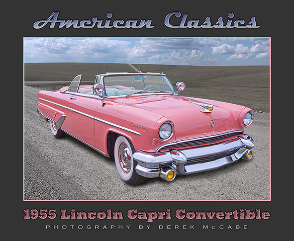 1955 Lincoln Capri Continental