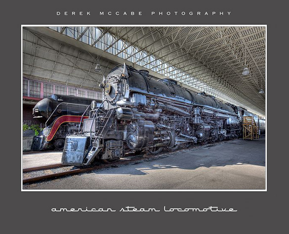American Steam Locomotive