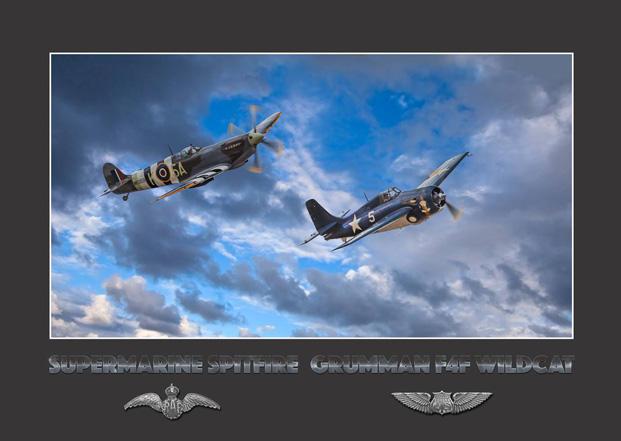 Spitfire Air Show