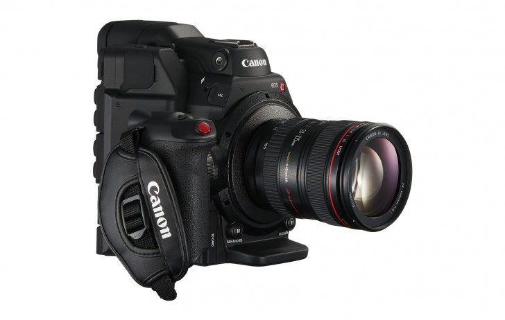 Canon Cinema EOS C300 Mark II Firmware Update